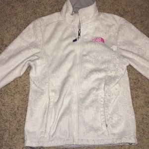 Breast Cancer North Face Jacket